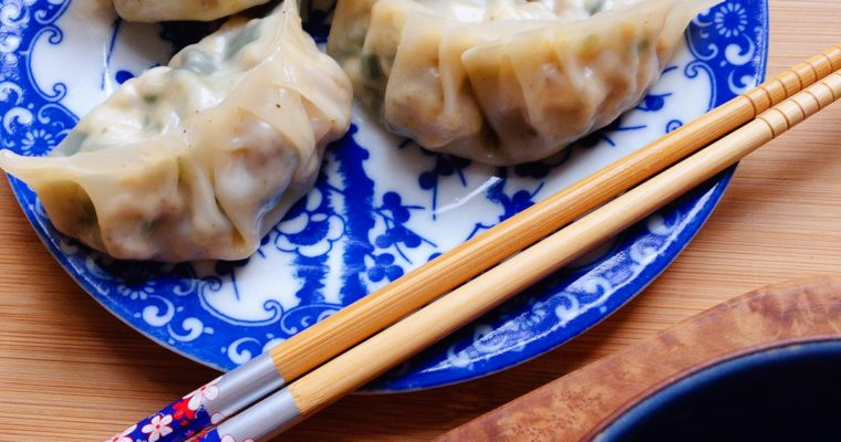 The Best Shrimp Dumplings (虾饺)